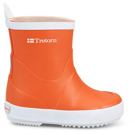 Tretorn Kids Wings Rubber Boots Orange